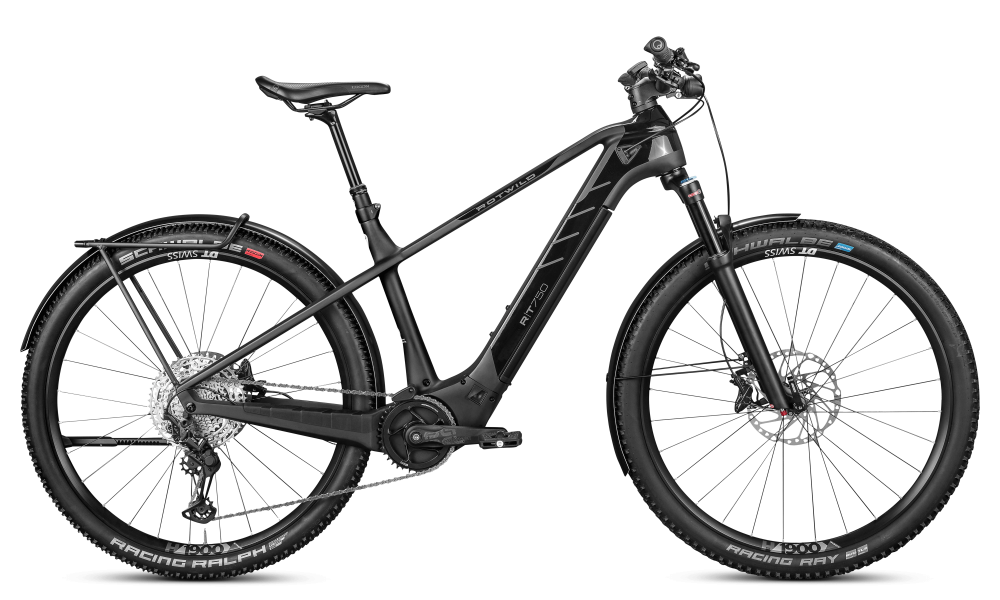 Rotwild R.T750 (HT) TOUR BLACK XL
